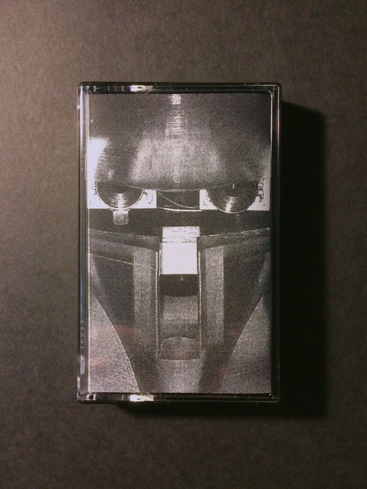 Image of ROBONAUT : LIMITED HAND-NUMBERED CASSETTE