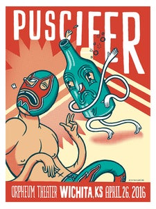 Image of Puscifer Poster