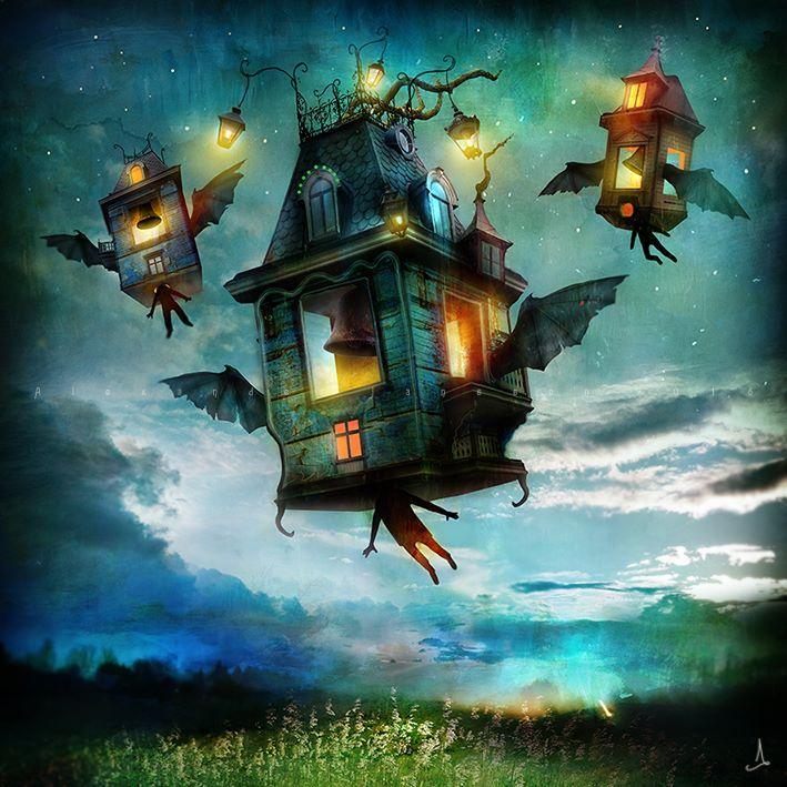 u0026quot bats in the belfry u0026quot