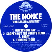 """Image of THE NONCE """"UNRELEASED & RARITIES"""" ***SOLD OUT***"""
