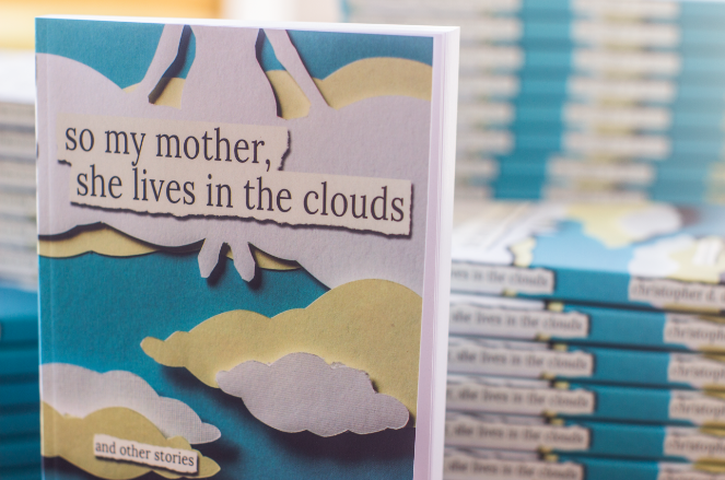 Image of So My Mother, She Lives in the Clouds - Print & Digital Bundle