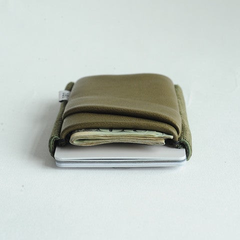 Image of Keep It Tight Army Deluxe Wallet