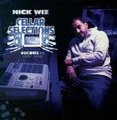 Image of Nick Wiz - Cellar Selections 6 2LP - Black Vinyl