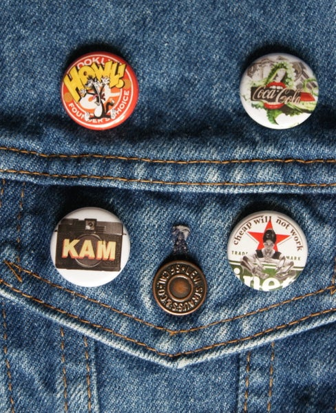 Image of Badge Set