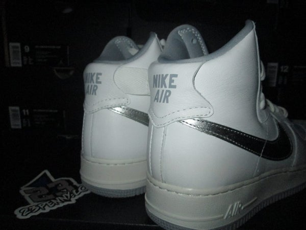 "Air Force 1 High Retro QS ""Summit White/Wolf Grey"" - FAMPRICE.COM by 23PENNY"