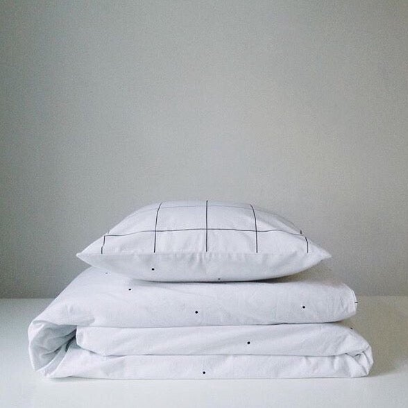 Image of Printed duvet cover