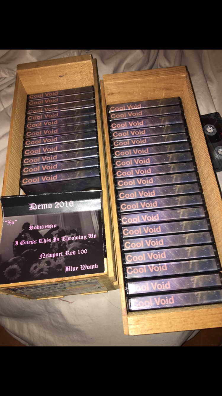 Image of Cool Void Cassette