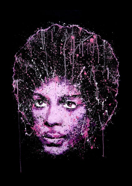 Image of PRINCE (Limited Edition Print)