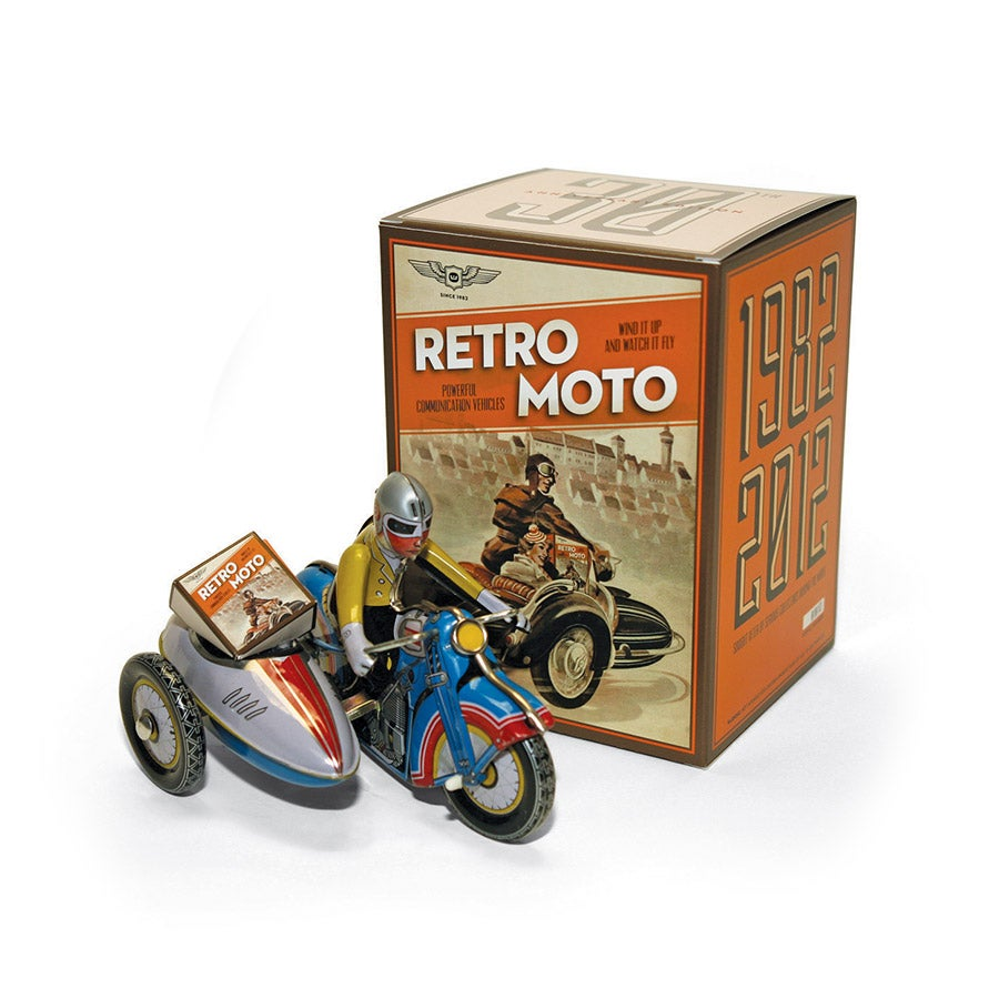 Image of Retro Moto