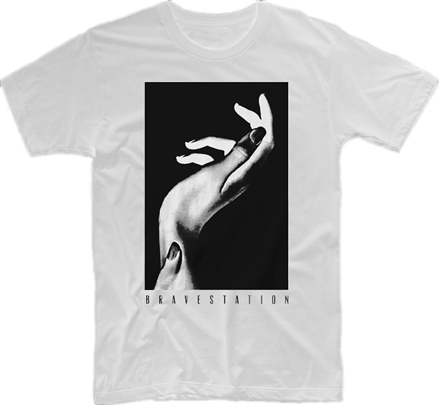 Image of Bravestation 'VI' Collection T-Shirt - White