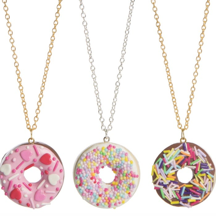 Image of Giant Donut Necklace