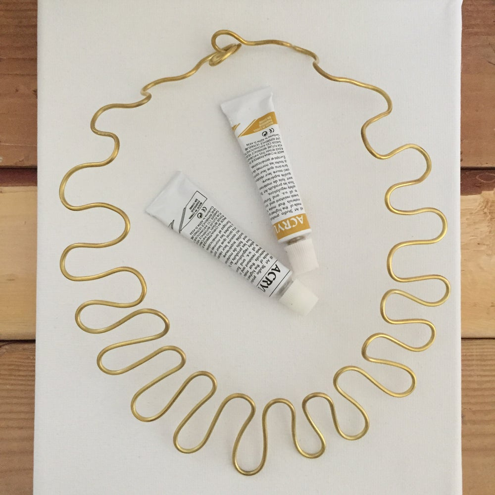 Image of Winding Path Necklace