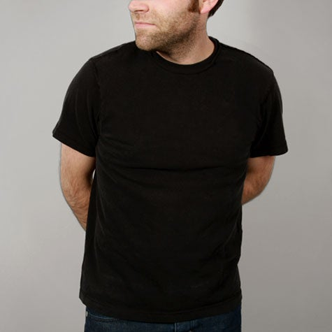 Image of Black Mens T-shirt