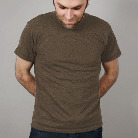 Image of Brown Mens T-shirt