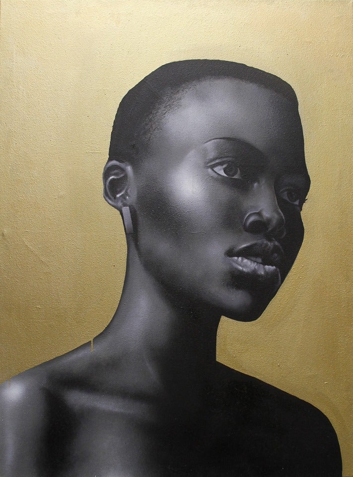 "Image of ""Golden Girl"" - Lupita Nyong'o"