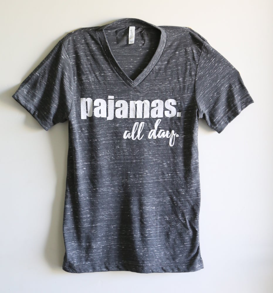 Image of Pajamas. All Day.