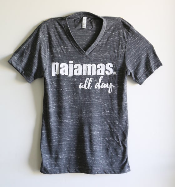 Image of Pajamas. All Day.