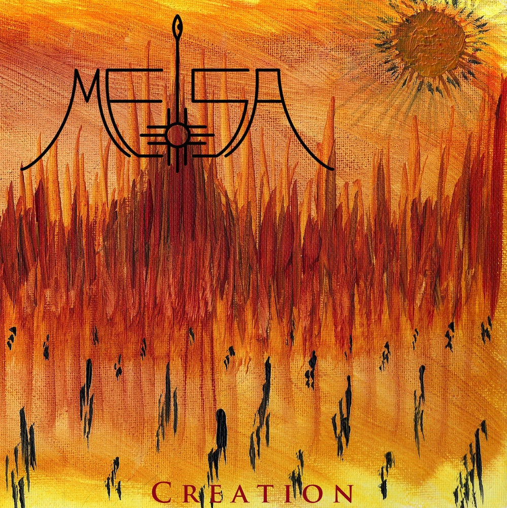 Image of Mesa - Creation CD limited to 25