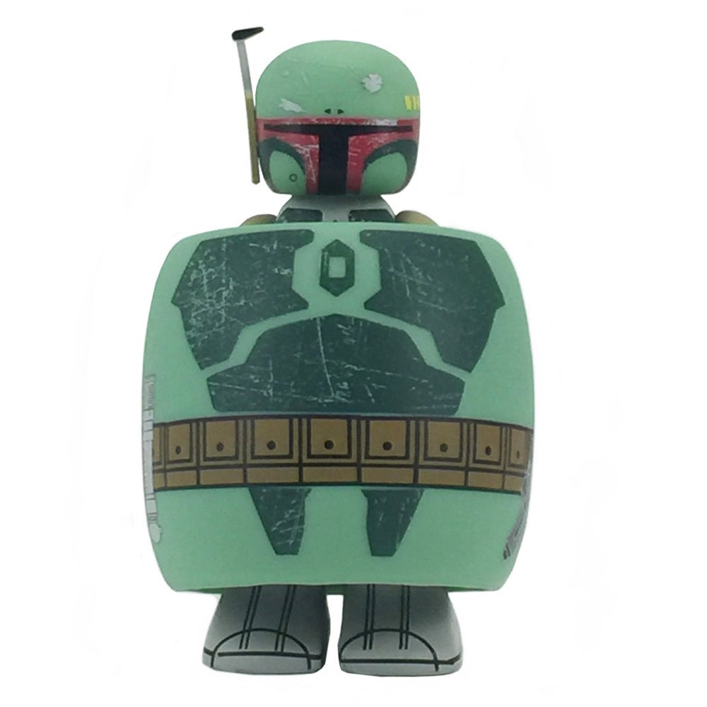 "Image of BARREL MAN ""Barrel Fett Jr"" 4.5 in"