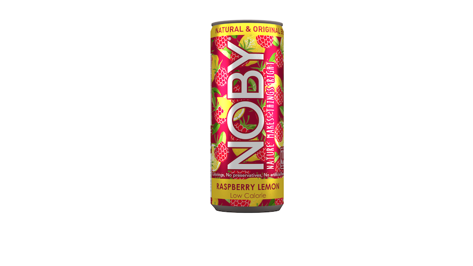 Image of NOBY RASPBERRY LEMONADE