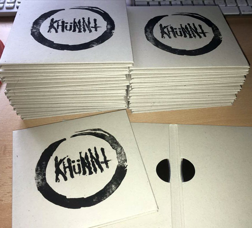 KHÜNNT 'Failures' Vinyl LP & 2xCDR