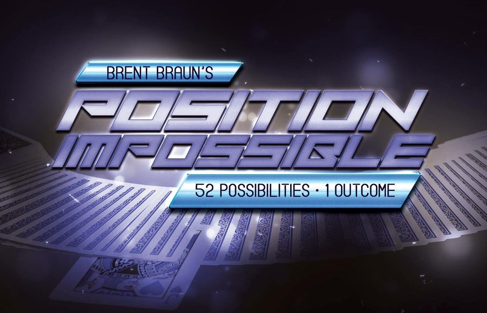 Image of Position Impossible by Brent Braun