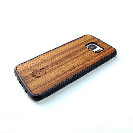 Image of TIMBER Samsung S7 Edge Wood Case