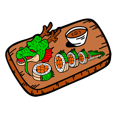 Image of Shensushi Pin