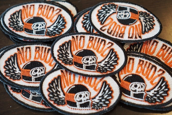 Image of No Budz Patch 2