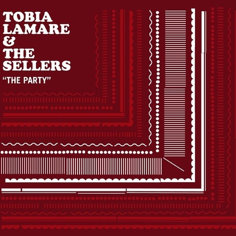 """Image of Tobia Lamare & the Sellers """"the party"""""""