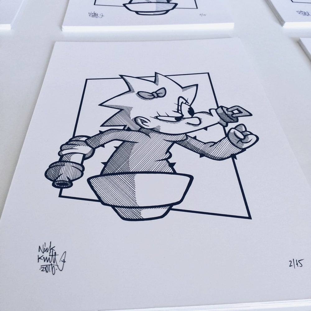"Image of ""SimpsonsTus"" - Screen Prints"