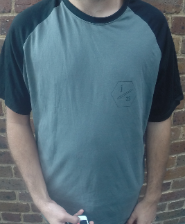 Image of J 2 3 Short Sleeve ragalan