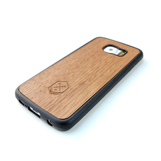 Image of TIMBER Samsung S6 Edge Wood Case