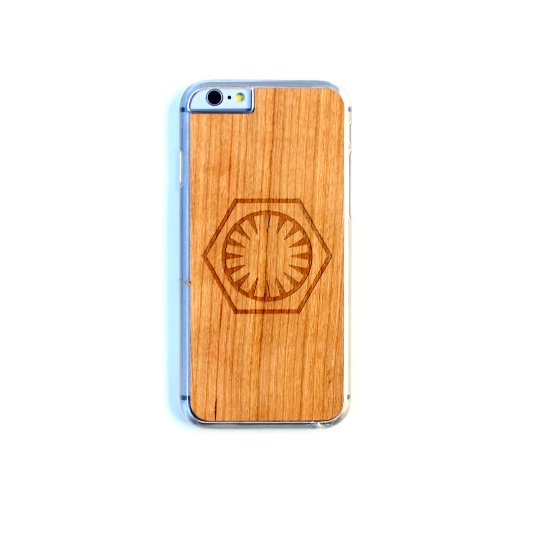 Image of TIMBER Wood Skin Case (iPhone, Samsung Galaxy) : First Order Edition