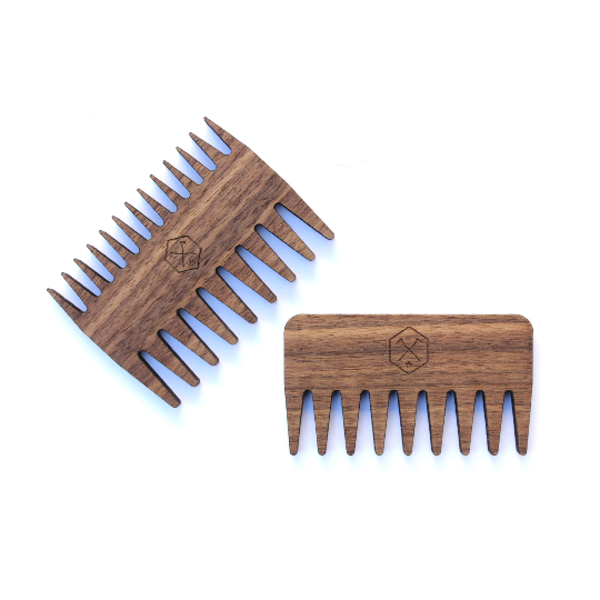 Image of TIMBER 'Gnarly' Beard Comb - FREE Shipping USA