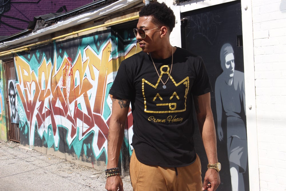 Image of Cruz Gold Longline Tee
