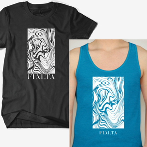 Image of Fialta Tee or Tank