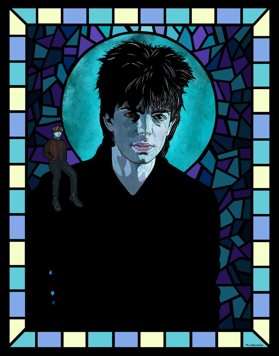 Image of Saint Ian McCulloch (Echo & The Bunnymen)