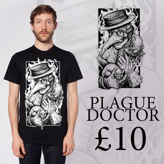 Image of Plague Doctor T Shirt