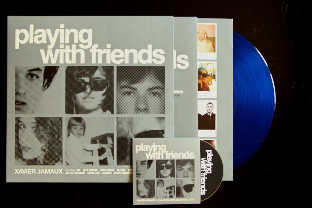Image of Playing With Friends Double Vinyl