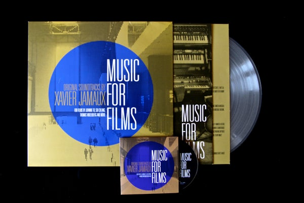 Image of Music For Films Double Vinyl