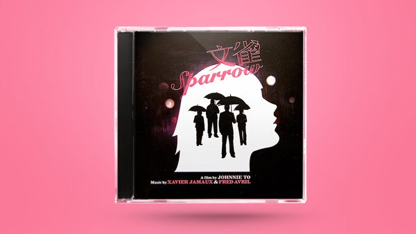 Image of Sparrow OST from Johnnie To's film CD