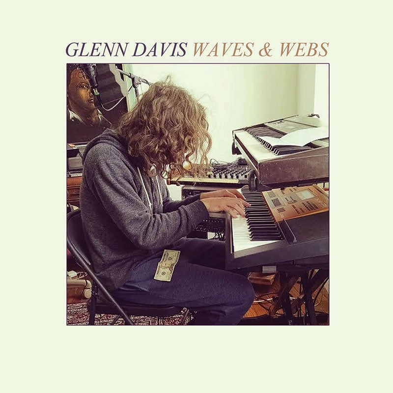 Image of Glenn Davis - Waves & Webs