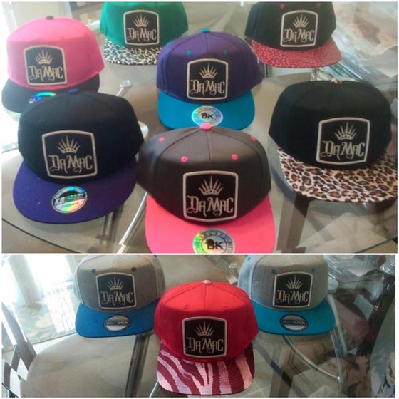 Image of DA Snapbacks
