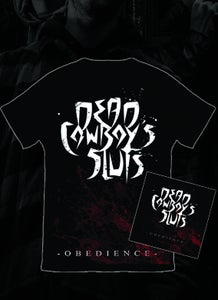 Image of CD Obedience LP + T Shirt