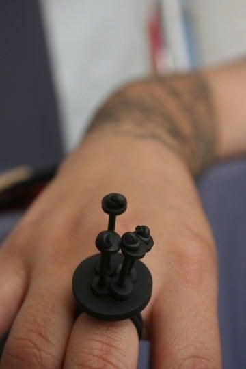Image of Hub Ring - adjustable