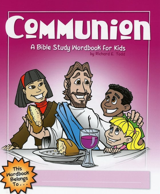 Image of COMMUNION WORDBOOK