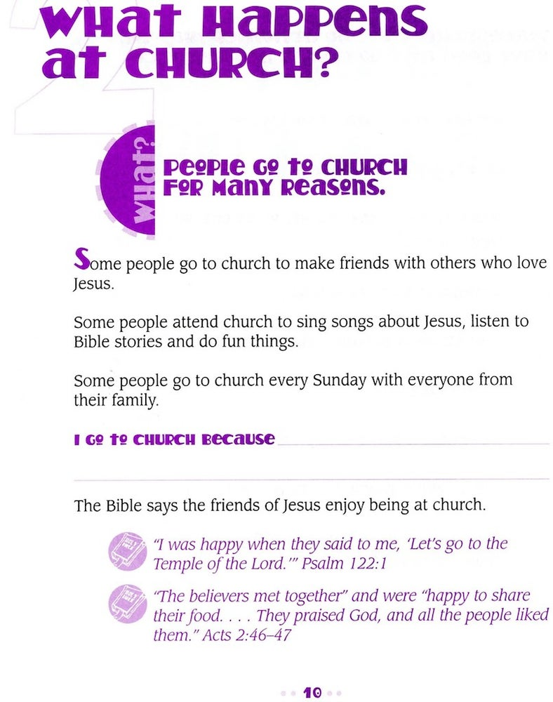 Image of CHURCH WORDBOOK