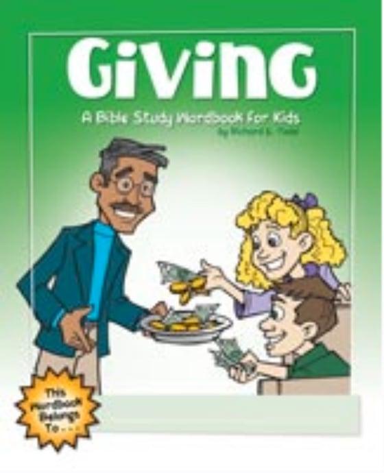Image of GIVING WORDBOOK