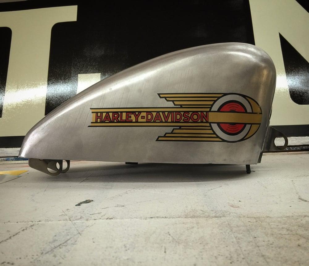 Image of Harley-Davidson Tank Decal (Pair)